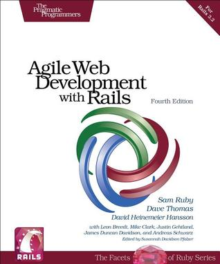 Agile Web Development with Rails 3.2 by Sam Ruby