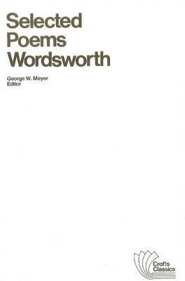 William Wordsworth: Selected Poems (Croft Classics)