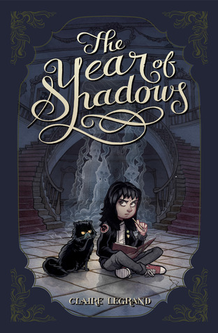 Book Review: The Year of Shadows
