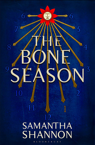 Sue Reviews: The Bone Season by Samantha Shannon