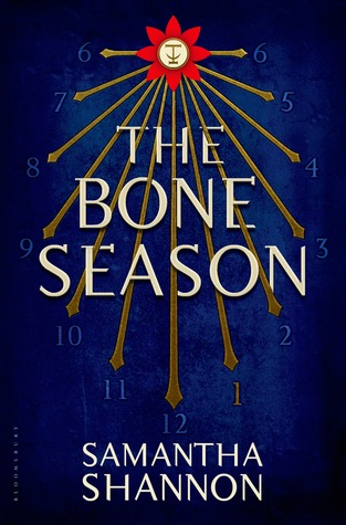 The Bone Season, (The Bone Season #1)