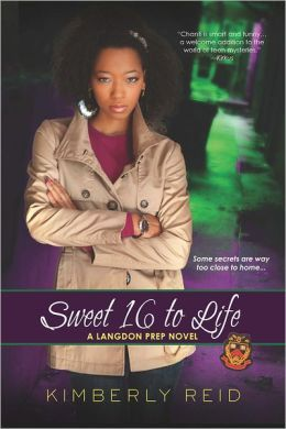 Sweet 16 to Life (Langdon Prep #3)