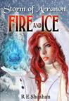 Fire and Ice (Storm of Arranon, #2)