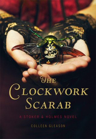 Release Day Review: The Clockwork Scarab