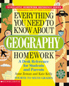 Everything You Need To Know About Geography Homework