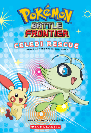 Celebi Rescue by Tracey West