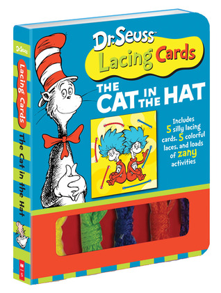 The Cat In The Hat (Dr. Seuss Lacing Cards)