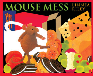 Mouse Mess by Linnea Asplind Riley