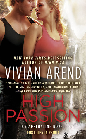 High Passion (Adrenaline Search & Rescue, #2)