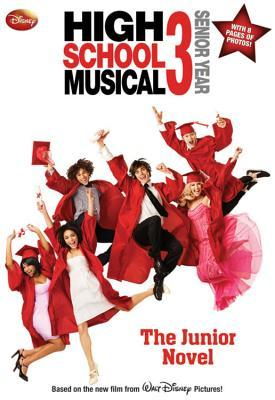 Disney High School Musical 3 Junior Novel by N.B. Grace