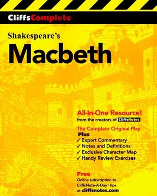 Shakespeare's Macbeth (CliffsComplete)