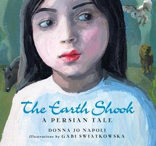 The Earth Shook by Donna Jo Napoli