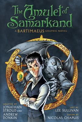 The Amulet of Samarkand by Jonathan Stroud