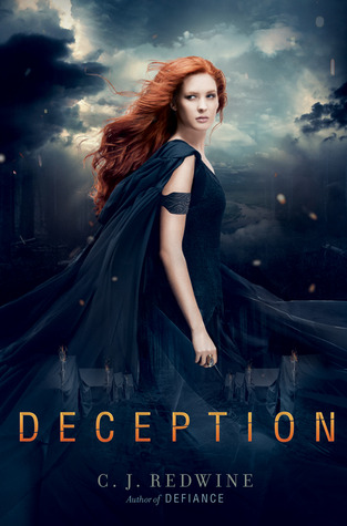 Deception (Defiance, #2)