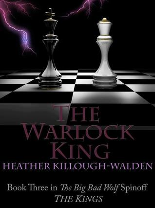 The Warlock King (The Kings #3)