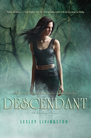 Descendant (Starling, #1)