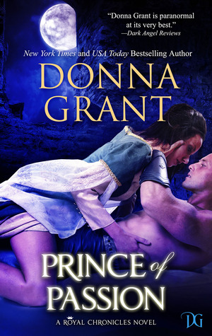 Prince of Passion by Donna Grant