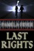 Last Rights by Pamela Fryer