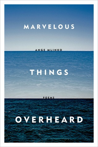 Marvelous Things Overheard: Poems