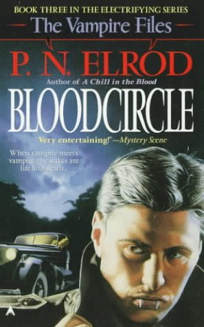 Bloodcircle by P.N. Elrod