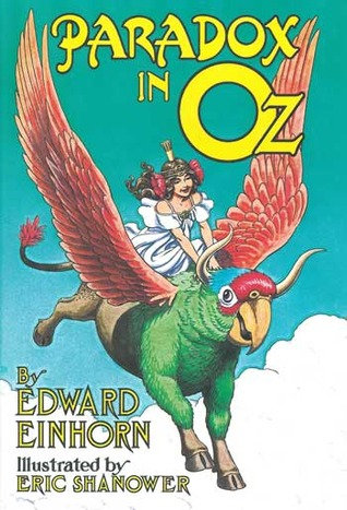 Paradox in Oz by Edward Einhorn