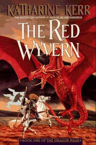 The Red Wyvern (The Dragon Mage, #1)