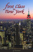 First Class to New York (First Class Novels, #1)