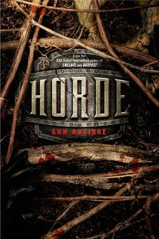 Horde Razorland Ann Aguirre epub download and pdf download