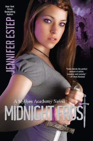 Post Thumbnail of ARC Review: Midnight Frost by Jennifer Estep
