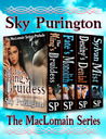 The MacLomain Series Boxed Set (Books 1-4)