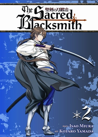 The Sacred Blacksmith #2