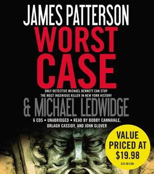 Worst Case [With Earbuds] by James Patterson