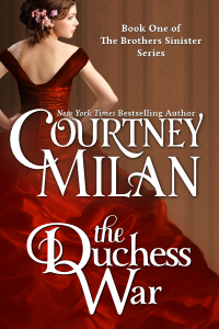 Post thumbnail of Review: The Duchess War by Courtney Milan