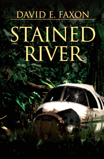 Stained River by David Faxon