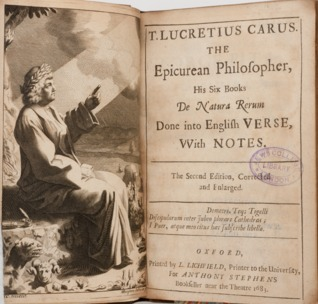 On the Nature of Things (The De Rerum Natura)
