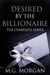 Desired by the Billionaire Box set 1-4 (Desired by the Billionaire, #1)