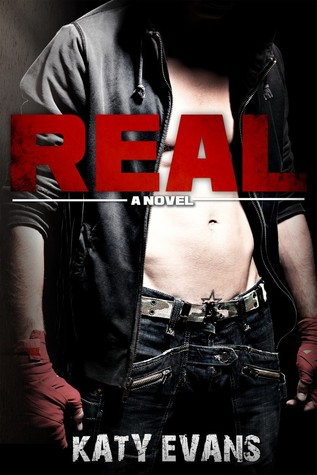 4.5 stars to Real by Katy Evans