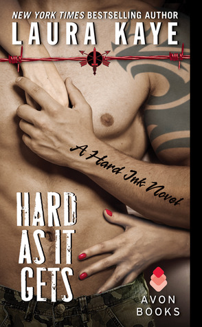 Hard As It Gets (Hard Ink, #1)