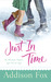 Just In Time (Alaskan Nights, #3)