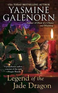 Legend of the Jade Dragon by Yasmine Galenorn