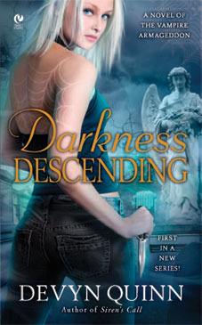 Darkness Descending by Devyn Quinn