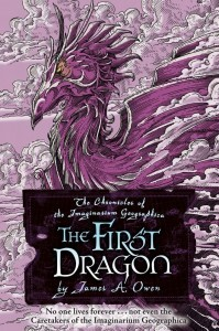 The First Dragon (The Chronicles of the Imaginarium Geographica #7)