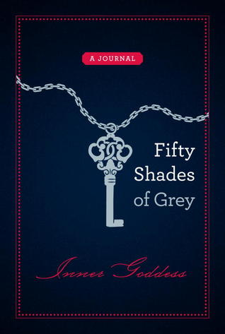 Fifty shades of grey inner goddess a journal for Decoration 50 nuances de grey