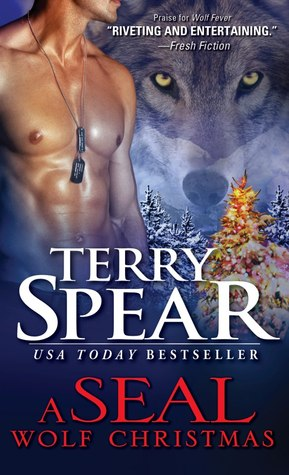 A SEAL Wolf Christmas (Heart of the Wolf, #12)
