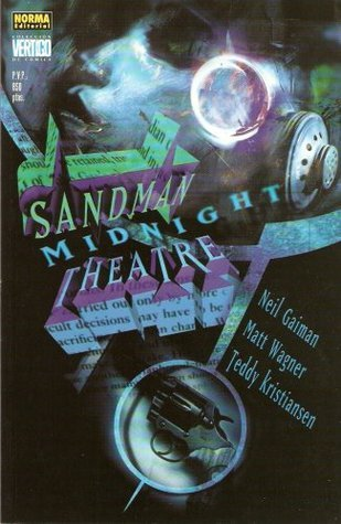 Sandman Midnight Theatre by Neil Gaiman