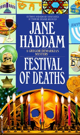 A Festival of Deaths by Jane Haddam