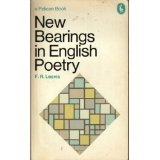 New Bearings In English Poetry A Study Of The Contemporary Situation