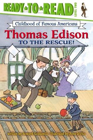 Thomas Edison to the Rescue! by Howard Goldsmith
