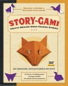 Story-gami Kit: Create Origami Using Folding Stories [Boxed Kit with 80 Folding Papers, Full-Color Book & DVD]