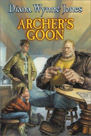 Book Review: Archer's Goon
